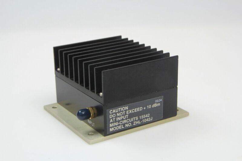 Mini-Circuits ZHL-1042J 10-4200MHz SMA RF Microwave Amplifier SMA