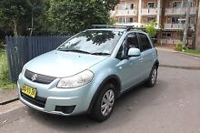 2008 Suzuki SX4 Hatchback Chatswood Willoughby Area Preview