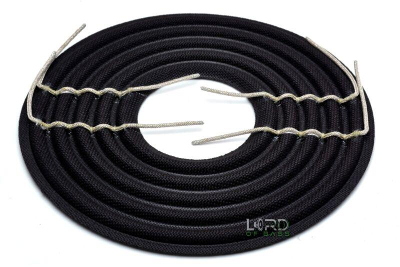 """7.5"""" x 2.5"""" Subwoofer / Speaker spider / damper with leads   XHDZ040-2"""