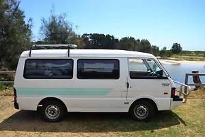 1994 Ford Econovan Campervan Fitzroy North Yarra Area Preview