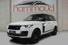 "Land Rover Range Rover 5.0L  ATB SWB  Black Pack 22"" Pano"