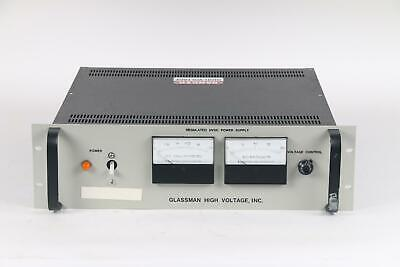 Glassman High Voltage Pslg-20p-7.5 High Voltage Power Supply
