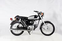 Yamaha YB-1 Retro FSIE 50cc