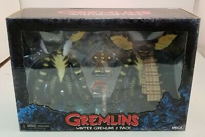 NECA Gremlins Action Figure ~ Winter Gremlins 2-Pack ~ UNOPENED ~ NEW for sale  Shipping to India
