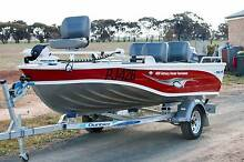 2013 Makocraft Estuary Tracker Tournament 420 Wharparilla Campaspe Area Preview