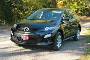 2011 Mazda CX-7 GX Sunroof  | Leather | CERTIFIED