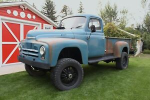 1951 international fuel injected 4x4