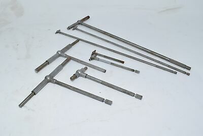 Lot Of 8 Telescoping Gages Starrett Others