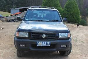 1999 Holden Frontera Wagon Margate Kingborough Area Preview