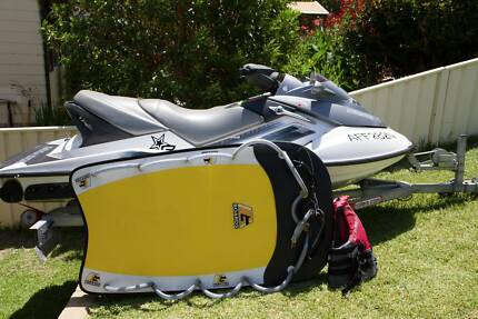 2006 Sea-doo GTX SC + Tow Surf Kit Tingira Heights Lake Macquarie Area Preview