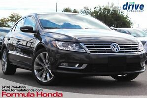 2014 Volkswagen CC Highline NAVIGATION | HEATED SEATS | ACCID...