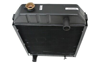 Ford New Holland Tractor Radiator Fits L779 L783 L784 L785 Oem 9619995