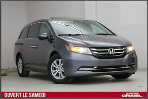 2015 Honda Odyssey EX-L w/RES DVD 8 PLACES HAYON ELECT.