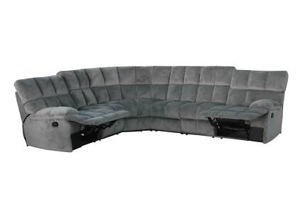 Surrey Corner Lounge with end recliners