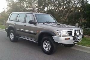 2002 Nissan Patrol Wagon Cranbourne South Casey Area Preview
