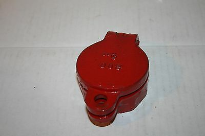 "Clay & Bailey (500) 2"" Female Iron Lockable Fuel Tank Pipe Fill Cap 0500-01-2000"