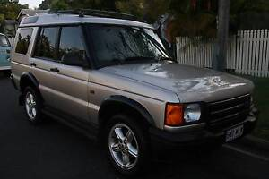 2000 Land Rover Discovery Td5 Turbo Diesel Auto 7 Seat w/ ACE Northgate Brisbane North East Preview