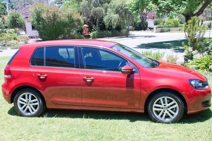 MY2011 Golf VW Low Kms
