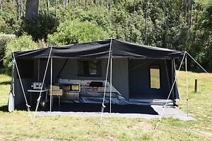 Cub Traveller with Trans Continental Pack -  Camper Trailer Blackmans Bay Kingborough Area Preview