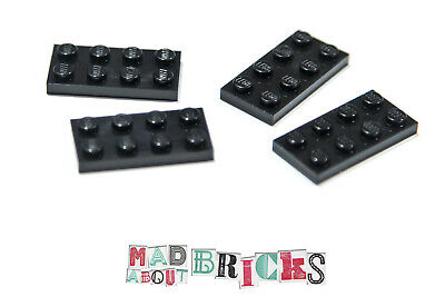 Job Lot Pack of 4 New Lego 3020 2x4 Plate 302026