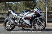 2014 Kawasaki Ninja 300 for sale Loganholme Logan Area Preview