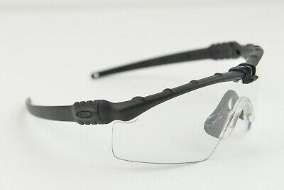 Oakley M FRAME 3.0 MATTE BLACK/CLEAR Protective SI MIL Sunglasses