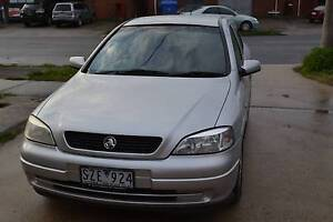 2004 Holden Astra Sedan AUTOMATIC WITH 12 MONTHS REGO AND RWC Clayton South Kingston Area Preview
