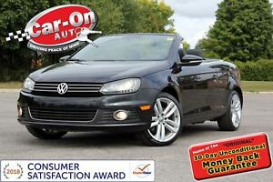 2014 Volkswagen Eos Comfortline CONVERTIBLE LEATHER ONLY 51,000