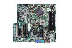 New Original Dell PowerEdge SC430 Motherboard LGA 775 - NJ886 CN-0NJ886