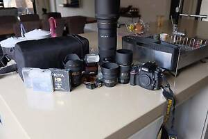 Nikon D800 Full Frame 36MP Camera Epping Whittlesea Area Preview