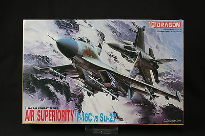 YL011 Dragon 1/144 Model Aircraft 4004 800 Air Superiority F-16C Fighting Falcon