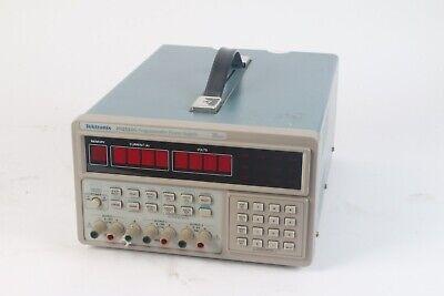 Tektronix Ps2521g Programmable Power Supply 20v2.5a 6v5a