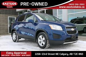 2014 Chevrolet Trax LT AWD BACK UP CAMERA TOUCH SCREEN AC PW PL