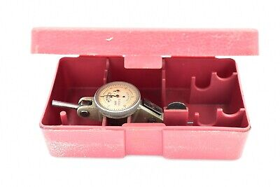 Interapid 312b-2 Jeweled Dial Test Indicator .0005 Made In Switzerland