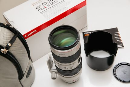 Canon 70-200mm f2.8 IS for sell