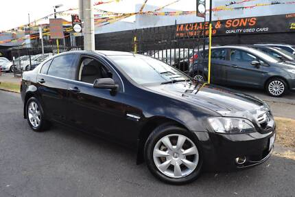 2009 HOLDEN BERLINA VE SEDAN MY9.5 AUTOMATIC 3.6LT LOTS OF EXTRAS Coburg Moreland Area Preview