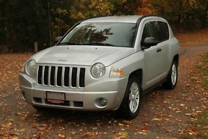 2007 Jeep Compass Sport/North 4x4   CERTIFIED