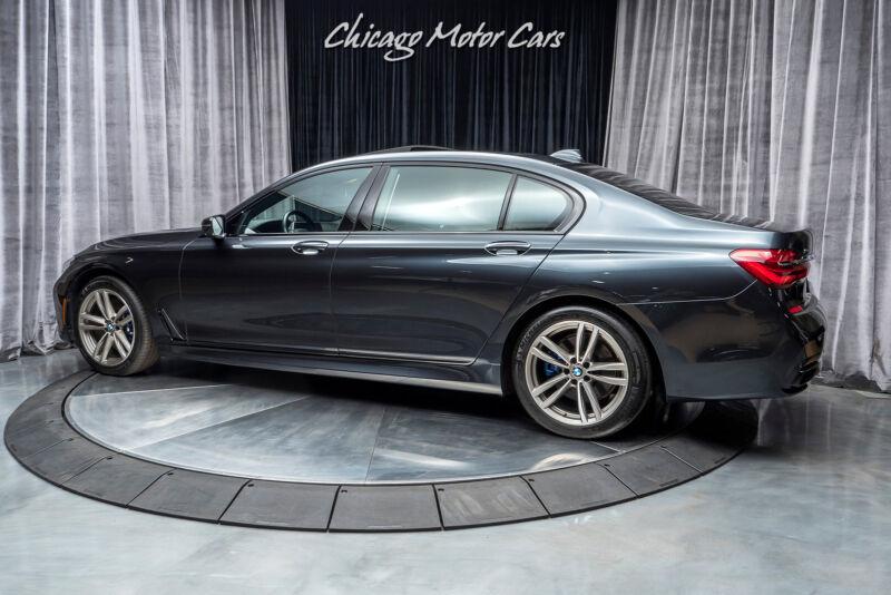 Image 3 Voiture Européenne d'occasion BMW 7-Series 2018