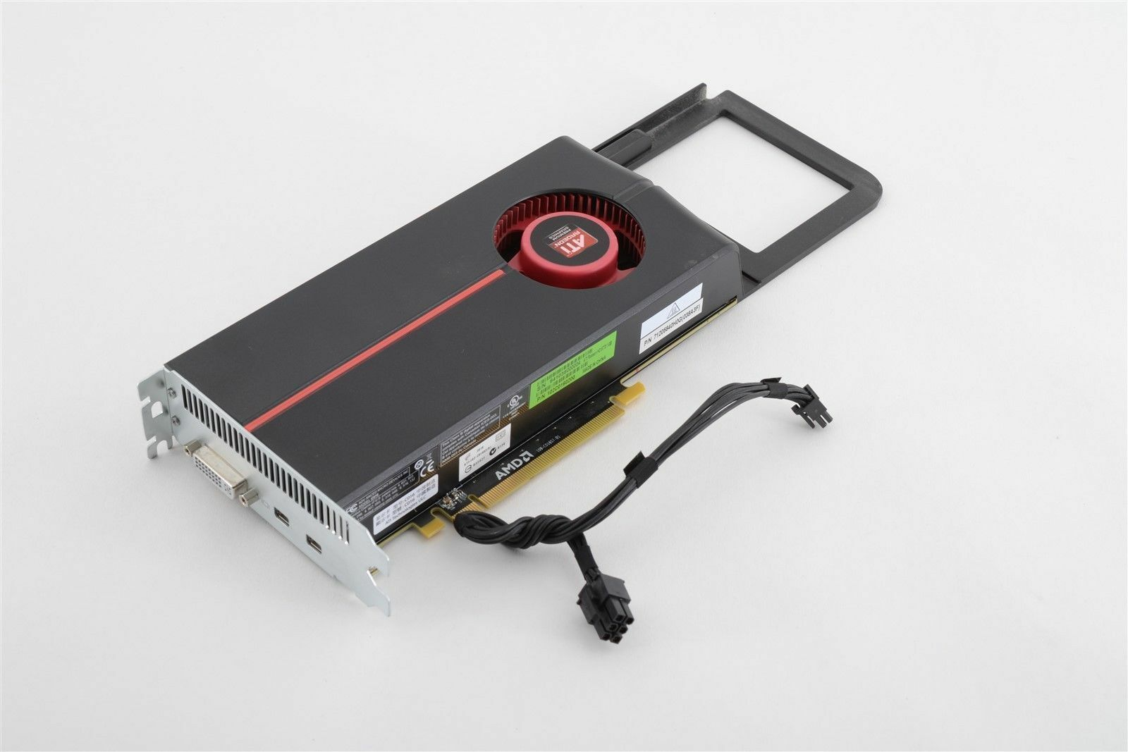 Ati Radeon HD 2600XT 2600 XT per Mac pro Pci-E Scheda Grafica 81