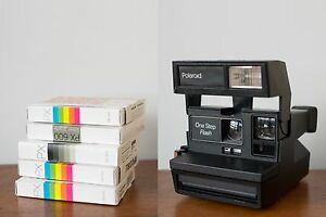 Polaroid One Step Flash incl. 5 Film Mags Chippendale Inner Sydney Preview