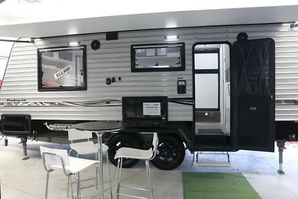 "2018 Cosy Cab Pembrey 186 (18'6"")  ""STOCK SPECIAL SAVE $3,300"" Bennetts Green Lake Macquarie Area Preview"