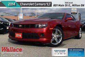 2014 Chevrolet Camaro 1LT/323hp/2 SETS OF TIRES&RIMS/REMOTE STRT