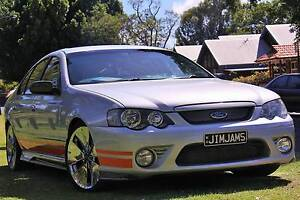 2007 Ford Falcon XR6 BF MKII 07 UPGRADE +Lots of Extras Carlisle Victoria Park Area Preview