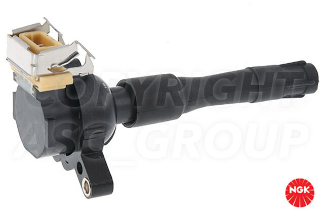 New NGK Ignition Coil For ROVER MGZT 2.5 160  2001-04