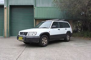 1999 Subaru Forester Wagon Auto Warriewood Pittwater Area Preview