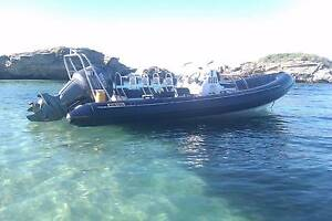 7.4m Ribtec Rigid Inflatable Currambine Joondalup Area Preview