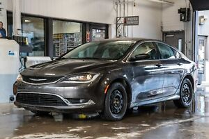 2015 Chrysler 200 LIMITED   CAMERA   SIEGES CHAUFF  