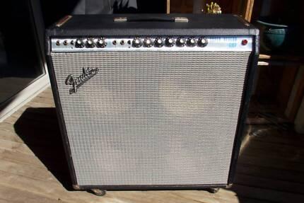 1970 Fender Super Reverb