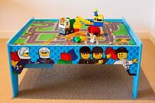 LEGO Playtable - Incl. RARE Alien Space Crane set (Duplo 5691) Manly Brisbane South East Preview