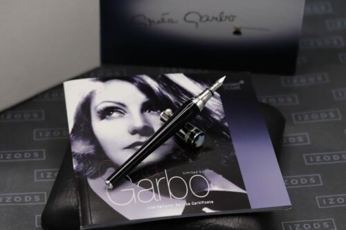 Montblanc Muses Edition Greta Garbo Limited Edition 1905 Fountain Pen - UNUSED